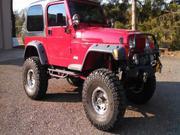 2002 JEEP 2002 - Jeep Wrangler
