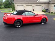 2012 Ford Mustang GT 500 Convertible