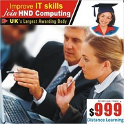 HND in Computing and Systems Development