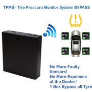 Ford Tyre Pressure Monitoring System