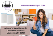 Netgear's New Range Of Orbi Mesh Routers Launching In 2019!