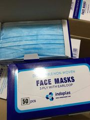 3Ply Disposable Surgical Face Mask For Sale here
